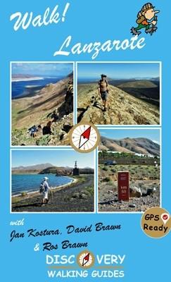 DWG Walk! Lanzarote Guidebook 4th. ed. 2017