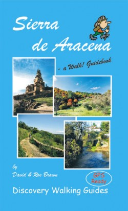 Wandelgids Sierra de Aracena - a Walk! Guidebook