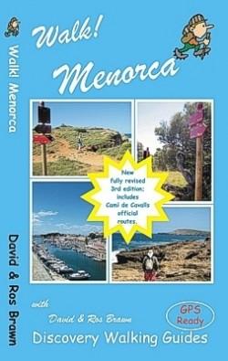 DWG Walk! Menorca 3rd. ed. 2013