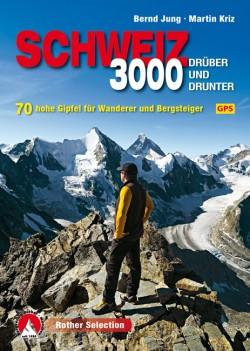 Dreitausender Schweiz drüber und drunter 1.A 2014