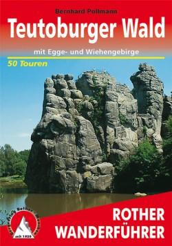 Rother Wanderführer Teutoburger Wald 50 Touren (6.A 2017)