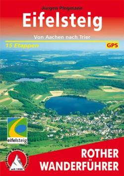 Rother Wanderführer Eifelsteig 15 Etappen (3.A 2016)