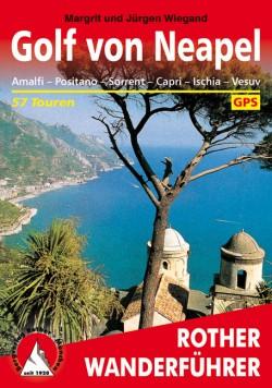 Rother Wanderführer Golf von Neapel - 57 Touren (6.A 2017)