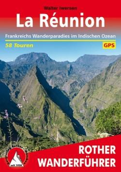 Rother Wanderführer La Réunion - 58 Touren  (7.A 2018)
