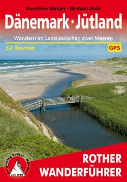 Rother Wanderführer Dänemark - Jütland 52 Touren (3.A 2016)