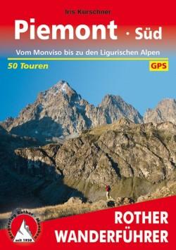 Rother Wanderführer Piemont Süd 50 Touren