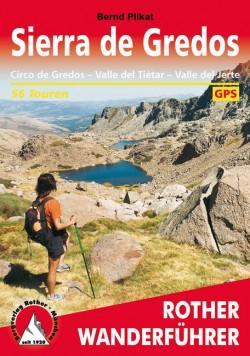 Rother Wanderführer Sierra de Gredos (1.A 2011)