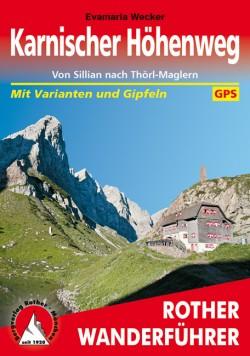 Rother Wanderführer Karnischer Höhenweg  (3.A 2016)