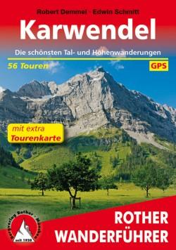 Wandelgids Rother Wanderführer Karwendel (11.A 2017)