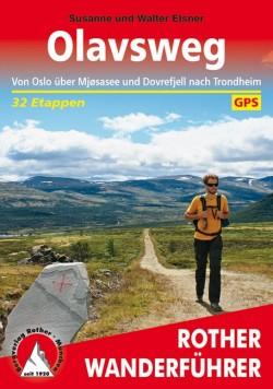 Rother Wanderführer Olavsweg - 32 Etappen (1.A 2019)