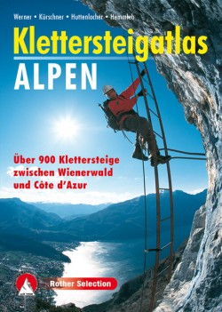 Klettersteigatlas Alpen 8.A 2017