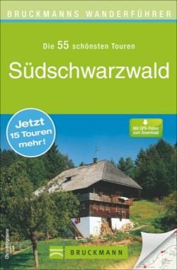 Wandelgids Südschwarzwald- Die 55 schönsten Touren