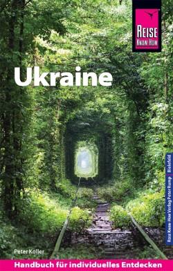 Reisgids Ukraine 1.A 2019