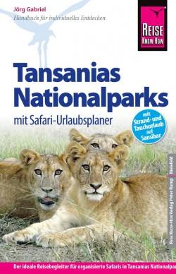 Reisgids Tansanias Nationalparks 2.A 2015/16