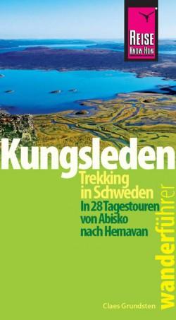 Wandelgids Kungsleden 1.A 2014
