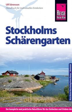 Reisgids Stockholms Schärengarten 1.A 2018