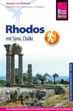 Reisgids Rhodos met 17 wandelingen (7.A 2017)