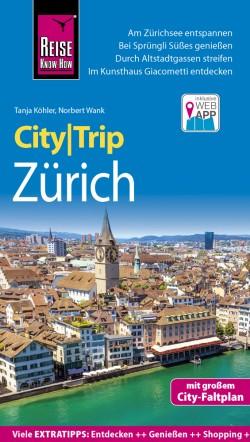 Reisgids RKH City|Trip Zürich 3.A 2018
