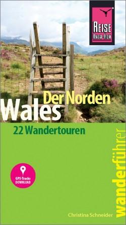Wandelgids Wales der Norden (2018)