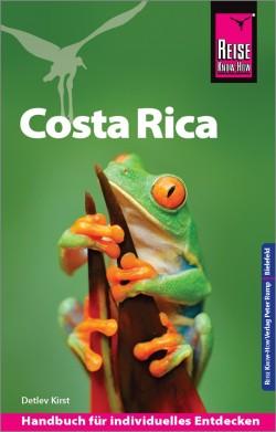 Reisgids Costa Rica 13.A 2019/20