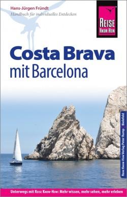 Reisgids Costa Brava mit Barcelona 10.A 2019/20