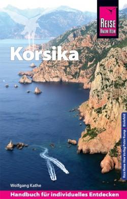 Reisgids Korsika 67.A 2019/20