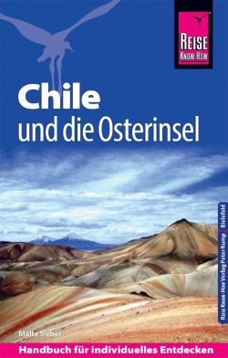 Reisgids Chile und die Osterinsel 10.A 2019/20