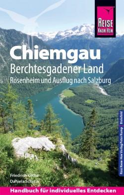 Reisgids Chiemgau Berchtesgadener Land 3.A 2019
