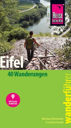 Wandelgids Wanderführer Eifel 1.A 2019