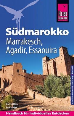 Reisgids Südmarokko - Marrakesch-Agadir-Essaouira 8.A 2020