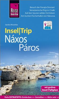 Reisgids InselTrip Naxos-Paros 1.A 2020