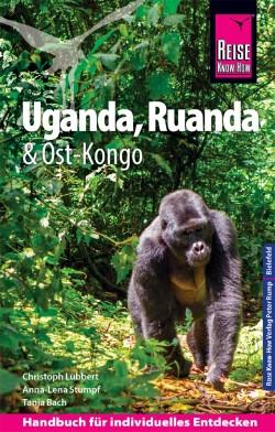 Reisgids Uganda-Ruanda & Ost Kongo 7.A 2020/21