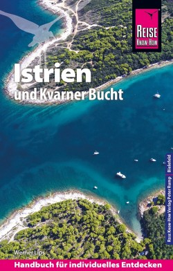 Reisgids Istrien/Kroatien 6.A 2020