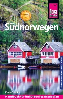 Reisgids Südnorwegen 10.A 2020/21