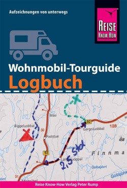 Wohnmobil-Tourguide Logbuch