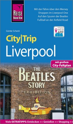 Reisgids CityTrip Liverpool 6.A 2020