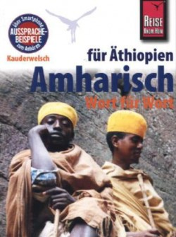 Taalgids Amharisch für Äthiopien (KW 102) 5.A 2019