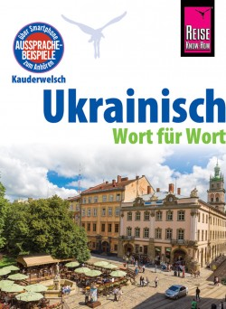 Taalgids Kauderwelsch 79 Ukrainisch 8.A 2016