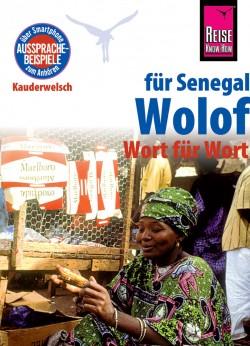 Taalgids Kauderwelsch 89 Wolof/Senegal  (6.A 2016)