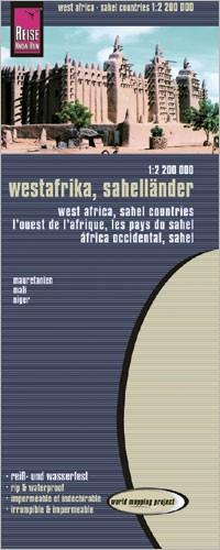 LK Westafrika (Sahellaender)  1:2,2 Mio 1.A 2007