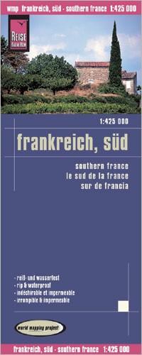 LK Frankreich, sued 1:425 000 3.A 2008