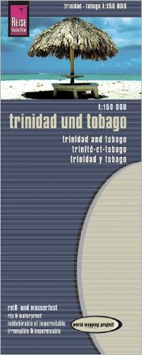 LK Trinidad & Tobago 1:150 000 2.A 2007