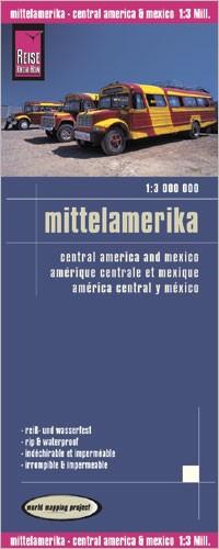 LK Mittelamerika 1:3m  2.A 2013
