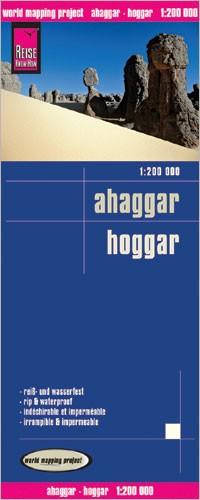 LK Hoggar/Ahoggar (Algeria) 1:200 000  1.A 2011