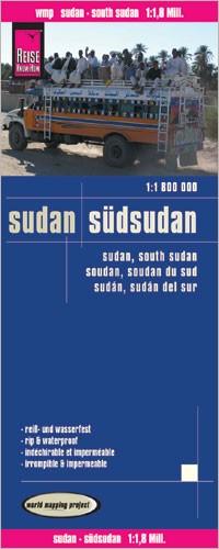 LK Sudan 1:1 800 000  2.A 2013