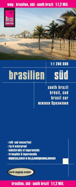 LK Brasilien Süd 1:1,2m. 2.A 2016