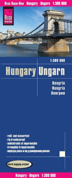LK Ungarn-Hungary 1:380 000  2.A 2019