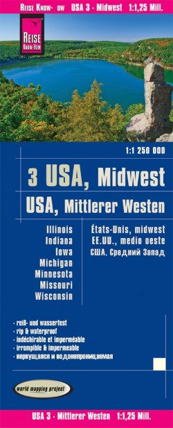 LK USA-3 Midwest 1:1,25m. 2.A 2019