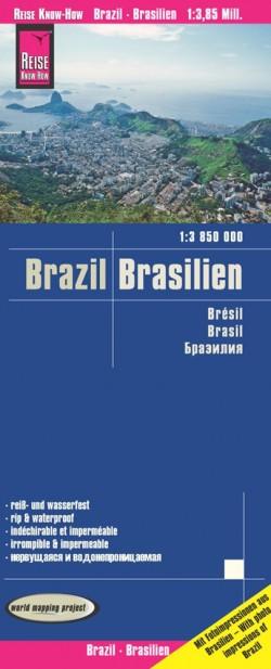 LK Brazil-Brasilien 1:3 850 000  5.A 2020