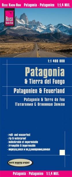 LK Patagonia-Tierra del Fuego 1:1,4m 1.A 2020